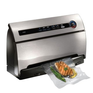 FoodSaver V3840 Vacuum Food Sealer with SmartSeal Technology