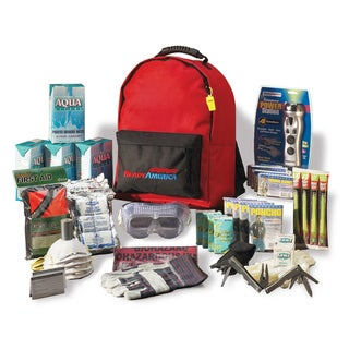 Grab 'N Go Four Person Emergency Kit