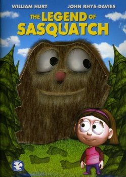 Legend Of Sasquatch (DVD)
