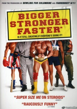 Bigger, Stronger, Faster (DVD)