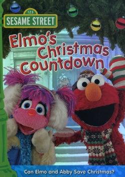 Elmo's Christmas Countdown (DVD)