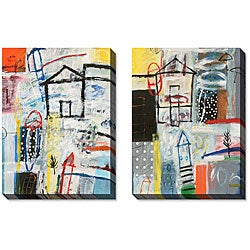 Gallery Direct Phoenix 'Our Town' Gallery-wrapped Art Set