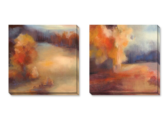 Caroline Ashton 'Daydream' Gallery Wrapped Art Set