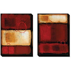 Gallery Direct Haynes Worth 'Urban Moment' Wrapped Art Set