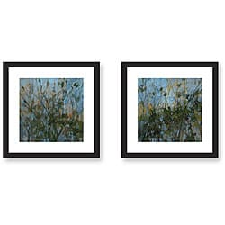 Kim Coulter 'Rhapsody' Framed Art Print Set