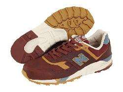 New Balance Classics M510 Brown/Blue Athletic