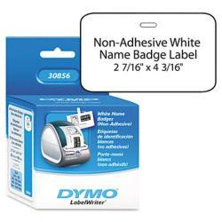 Dymo Non-Adhesive Name Badge Label
