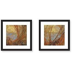 Gallery Direct Kim Coulter 'Watermark' Framed Art Print Set