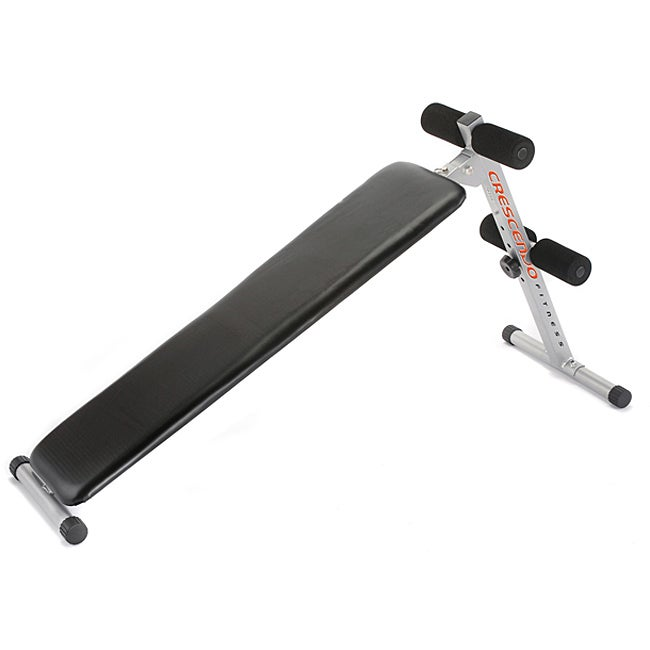 Crescendo Fitness Deluxe Sit-up Bench