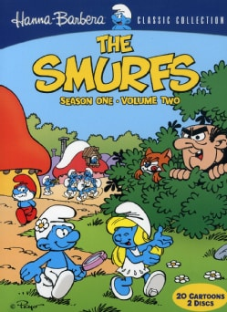 The Smurfs: Season 1 Vol 2 (DVD)