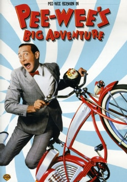 Pee-Wee's Big Adventure (DVD)