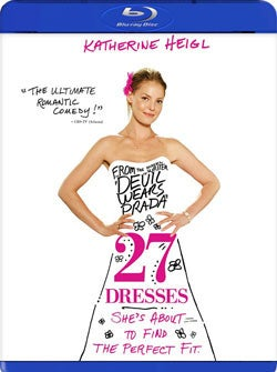 27 Dresses (Blu-ray Disc)