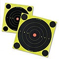 Birchwood Casey Shoot-N-C 8-inch Bullseye Targets (Pack of 30)
