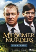 Midsomer Murders Set 11 (DVD)