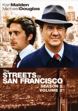 The Streets Of San Francisco: Season 2 Vol. 2 (DVD)