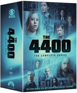 The 4400: The Complete Series (DVD)