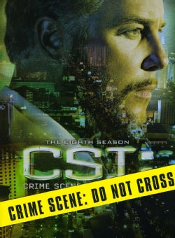 CSI: Crime Scene Investigation: Complete Eighth Season (DVD)