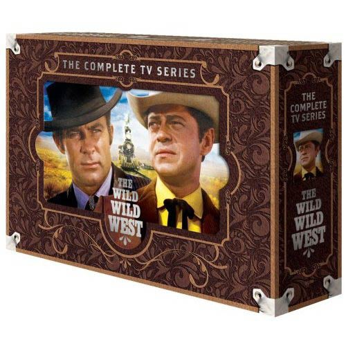 The Wild Wild West: The Complete Series (DVD)