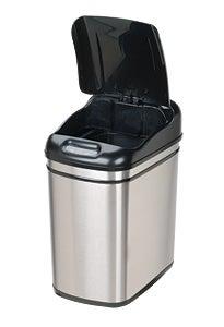 Stainless Steel Motion Sensor 6.3-gallon Trash Can