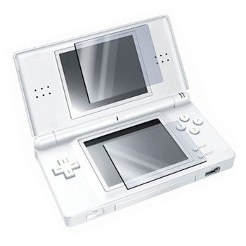 Reusable Screen Protector for Nintendo DS Lite