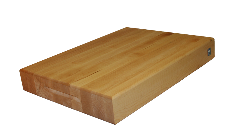 "Maple Edge Grain 20"" x 15"" NSF-Certified Cutting Board"