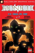 Bionicle 4: Trial by Fire (Paperback)