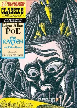 The Raven and Other Poems: Featuring Stories by the World's Greatest Authors (Hardcover)