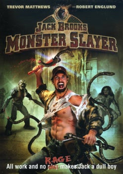 Jack Brooks: Monster Slayer (DVD)