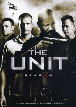The Unit Season 3 (DVD)