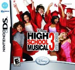 Nintendo DS - High School Musical 3: Senior Year