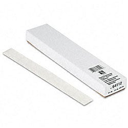 Clear Mylar Self-Adhesive Reinforcing Strips (200 per Box)
