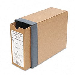 Columbia 3 1/8-inch Recycled Fiberboard Binding Case