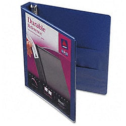 Avery Durable 1-inch Vinyl Clear-view Binder