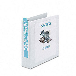 Avery Showcase White Two-Inch Reference View Binder