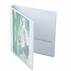 Smart-View 1-inch Vinyl View Binder