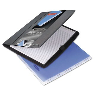 Professional Series View-Tab Padfolio and Sorter