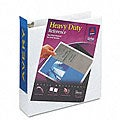 Avery White Nonstick 2-Inch Heavy-Duty View Binder