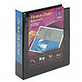 Avery Nonstick 2-Inch Heavy-Duty Black View Binder