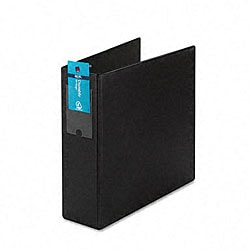 Avery Durable 4-inch Vinyl Slant Ring Binder