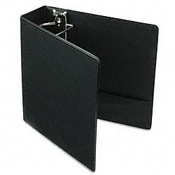 Large ClearVue XtraValue Three-Inch D-Ring Presentation Binder