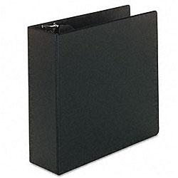 Basic 4 inch vinyl d ring binder 11404533 overstock com shopping