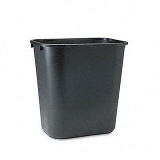 Rubbermaid 7-gallon Soft-molded Plastic Wastebasket