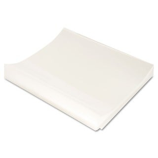 Clear Poly Report Covers for Slide-n-Grip Binding Bars (Case of 100)