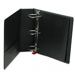 Recycled Easy Open 3-inch D-ring Binder