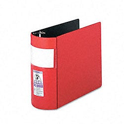 Samsill Top Performance Red 5-Inch DXL Angle-D Binder