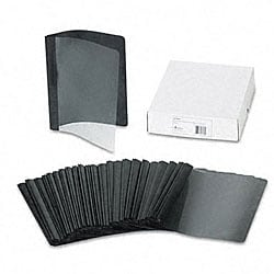 Professional Avery Durable Clear Front Report Covers (25 per Box)
