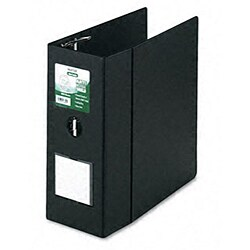 Samsill Antimicrobial 5-inch D-Ring Binder