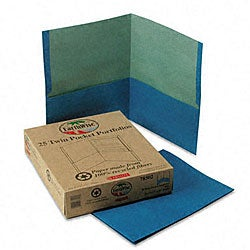 Twin Pocket Recycled Portfolios (Box of 25)