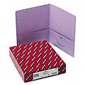 Smead Recycled Two-Pocket Portfolios (Case of 25)