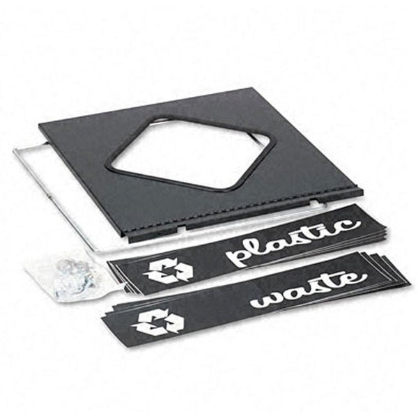 8-inch Square Opening Waste/Plastic Recycling System Lid